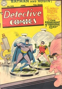 Detective Comics (DC, 1937 series) #148 (June 1949)