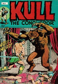 Kull the Conqueror (Yaffa/Page, 1977 series) #3