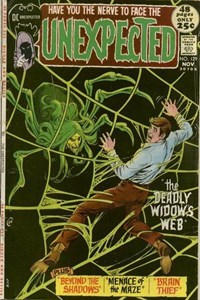 The Unexpected (DC, 1968 series) #129 (November 1971)