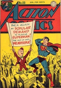 Action Comics (DC, 1938 series) #80 — No title recorded