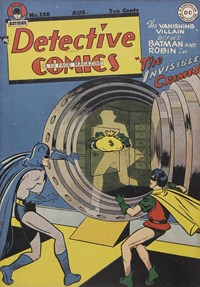 Detective Comics (DC, 1937 series) #138 (August 1948)