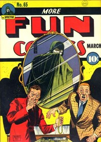 More Fun Comics (DC, 1936 series) #65 — No title recorded