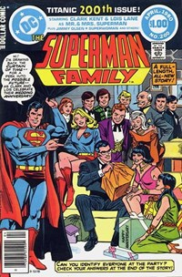 The Superman Family (DC, 1974 series) #200 — No title recorded
