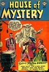 House of Mystery (DC, 1951 series) #17 (August 1953)