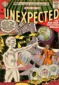 Tales of the Unexpected (DC, 1956 series) #18 — Untitled