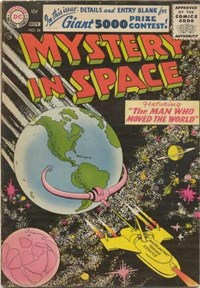 Mystery in Space (DC, 1951 series) #34 (October-November 1956)