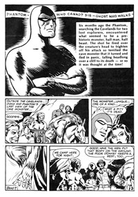 The Phantom (Frew, 1983 series) #769 — Untitled (page 1)