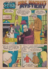The Funtastic World of Hanna-Barbera TV Stars (Murray, 197-? series) #2 — Mrs. Macree's Mystery (page 1)