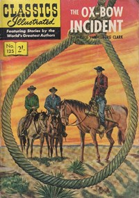 Classics Illustrated (Strato, 1954 series) #125 [HRN 126] (1961)