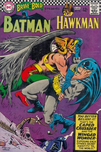 The Brave and the Bold (DC, 1955 series) #70 (February-March 1967)