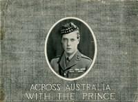 Across Australia with the Prince (NSW Bookstall, 1920?)  (1920)