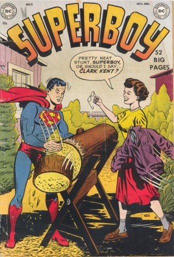 Superboy (DC, 1949 series) #11 (November-December 1950)