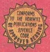 Conforms with the Horwitz Publications Juvenile Code of Approved Reading