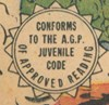 Conforms to the A.G.P. Juvenile Code of Approved Reading