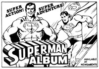 Super Action! Super Adventure! Superman Album (1980)