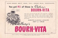 Bourn-Vita [You get all of these in Cadbury's] (1947)