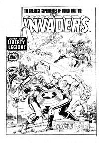 The Invaders [--And let the battle begin!] (1979)