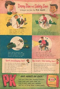 Wrigley's [Dopey Dan and Safety Sam Brought to You by P.K. Gum] (1957)