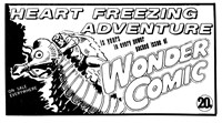 Wonder Comic [Aquaman] (1968?-1973?)