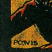 Fred Powis signature [from Tigers of Tobruk comic]