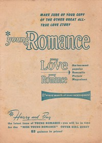 Young Romance [Young Love] (1950?-1955?)