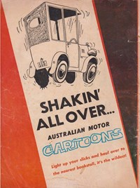 Australian Motor Cartoons [Shakin' All Over…] (1975)