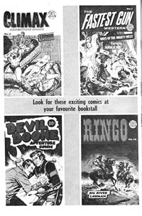 Look for These Exciting Comics [Sport Magazine] (1972-1973)