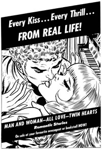 Every Kiss… Every Thrill... [Man and Woman--All Love--Twin Hearts] (1974-1978?)