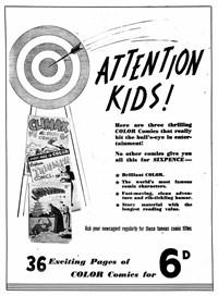 Attention Kids! [Climax, Triumph and Superman Color] (1947)