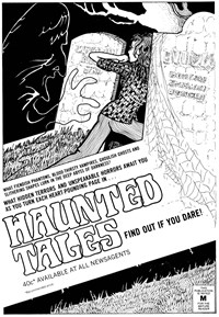 Haunted Tales [Black and White] (1974?-1978?)