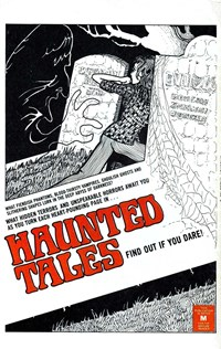 Haunted Tales [Red] (1978)