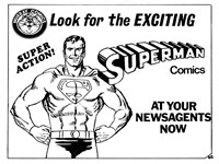 Look for the Exciting Superman Comics [Murray Comics] (1982)