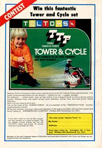 Toltoys Tower & Cycle (1975)