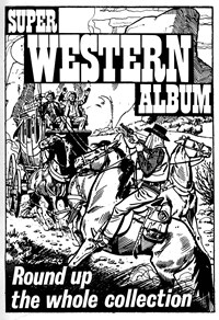 Super Western Album [Black and White] (1976-1977)