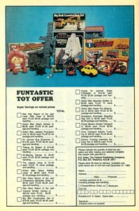 Funtastic Toy Offer (1985)