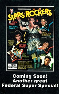 Stars & Rockers [Coming soon!] (1984-1985)