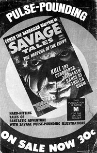Savage Tales No. 6 [Pulse-Pounding] (1974?-1971?)
