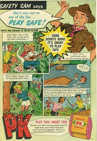 Wrigley's [Safety Sam Says Don't Miss Out] [J29] (1958)