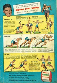Wrigley's [Improve your running] [M13] (1961)
