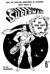Superman [Read the Thrilling Adventures] [6d] (1950?)