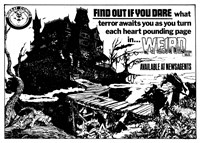 Find Out if You Dare [Weird Mystery Tales: Murray Comics] (1980)