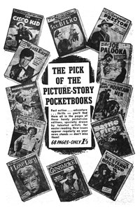 The Pick of the Picture-Story Pocketbooks (1960?)