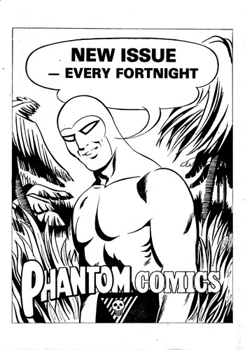 Phantom Comics (1989?)