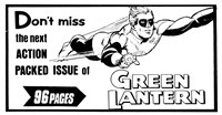Green Lantern [Don't Miss the Next Action Packed Issue] (1977?-1978?)
