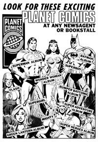 Exciting Planet Comics (1976-1977)