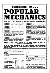 Popular Mechanics [Black and white] [Dollars] (1967?-1968?)