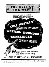 The Best of the West! [with Gunhawk Western] (1968)