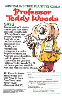 Professor Teddy Woods (1983)